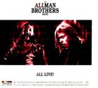 THE ALLMAN BROTHERS BAND All Live (A.K.A. The Best Of Allman Brothers Band [live]) album cover